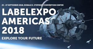 2018年美洲标签印刷展览会Labelexpo Americas 2018参展参观邀请函